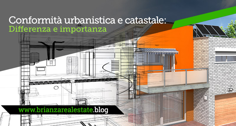 Differenza tra conformità urbanistica e Catastale